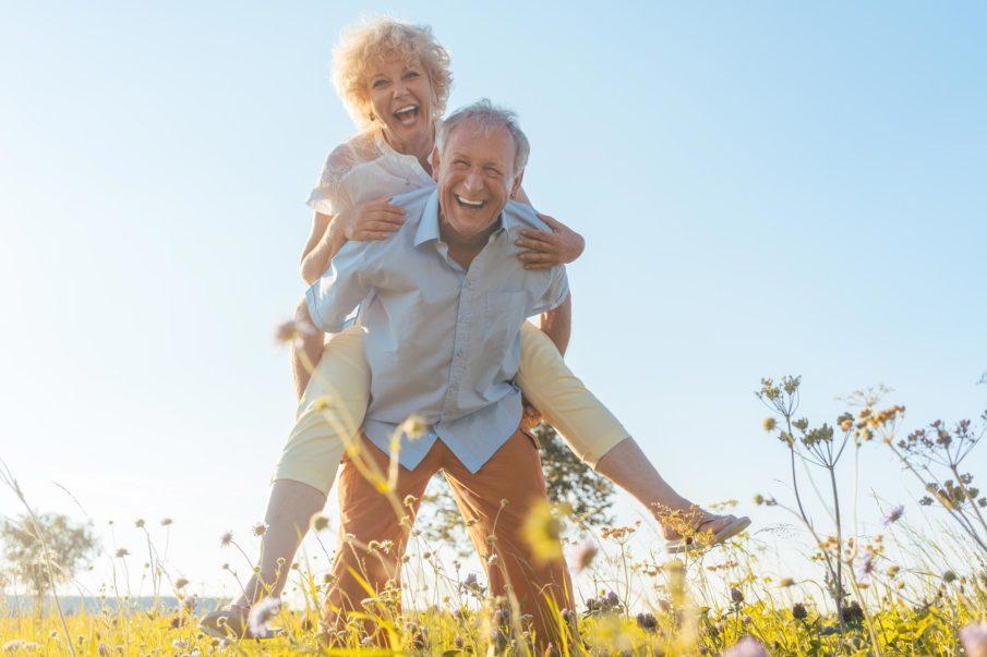 Arthrose – Bleiben Sie in Bewegung